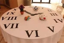 around the clock bridal shower / by Sandy Town