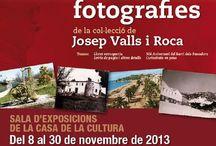 Exposició de fotografies de la col·lecció de Josep Valls i Roca / by Expovirtual @bibliolloret