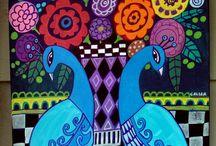 Art, Galler, Heather / by Brenda Davis