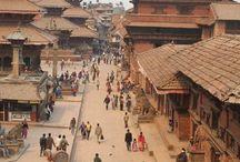 Backpacking - Kathmandu