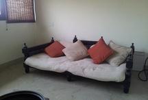 Indische Möbel