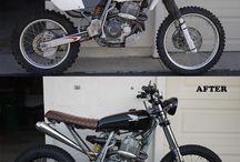 Motorbikes / Cafe racer build ideas