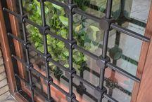 Mříže do oken