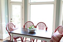 Kitchen/Dining Room ideas / by Mandy Keeling