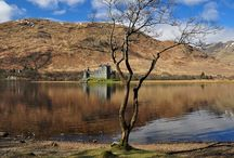 Loch Awe / Our Holiday Park in Loch Awe is the gateway to the Highlands & Islands