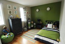 Zöld szoba
