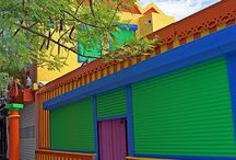 Caribbean Colors / by Justin