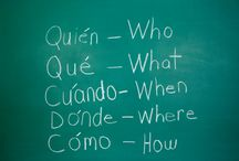 spanish / by Shannon Walters
