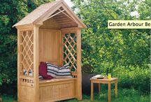 Back Dean / Garden ideas
