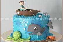 Alan birthday cake