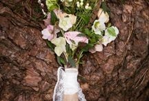 Woodland Wedding Styled Shoot / We had the pleasure of collaborating with a fab group of people for this Woodland Wedding styled shoot.  Featured on My Manx Wedding.