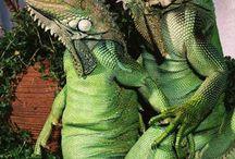 Reptiler og andre rare dyr