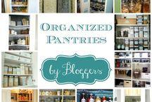 Food: Storage/pantry ideas