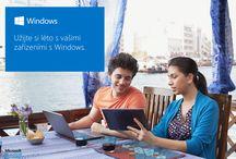 Užijte si léto s Windows / Seznamte se s Windows 8 a objevte nekonečné možnosti zábavy