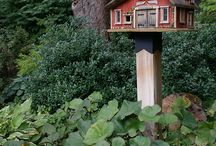 Birdhouses / by Laurie Frazee