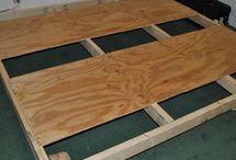 Diy bed frame