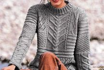 Knitting: sweaters/cardigans