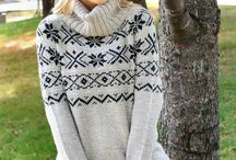 Sweater Weather! / Shop all of our winter layers and cuddly sweaters!!