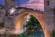 Bosnia, Herzekovina, Croatia