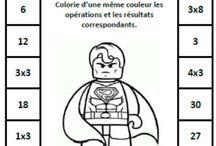 Projets de classe : Super-héros