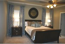 Bedroom ideas / by Michelle Keith