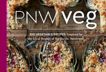PNW Veg / News + updates on the newest cookbook by Vegetable whisperer Kim O'Donnel. Pub date=May 9; pre-orders now happening!