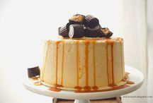 Cakes and more cakes! / Cakes, cakes decoration