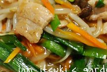 Comida japonesas