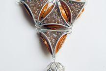 šperky z kapslí