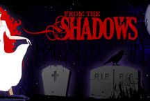 From the Shadows / From the Shadows is the paranormal book blog of speculative fiction author E.J. Stevens.
