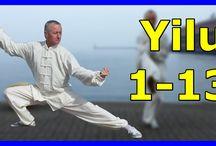 Practical Method Yilu / Filmy pomocnicze do nauki choreografii formy Yilu Praktycznej Metody Stylu Chen Taijiquan