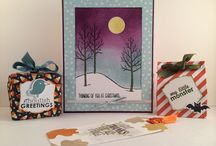 Live Events / Live Events. Join me for some chatting & crafting. Lots of Hugs & Blessings! #StampinUp