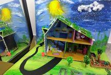Casas y diseños verdes
