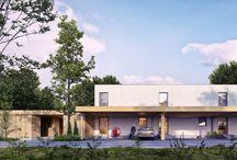 a-viz.ro Klagenfurt Housing 2 architecture visualization / Client: room4u gmbh