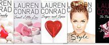 People I Admire = Lauren Conrad, Audrey Hepburn, Beyonce