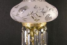 1840s to 1850s lamps