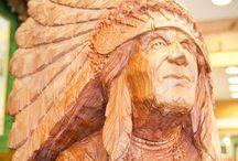 Peter Engler Woodcarving Designs