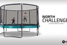 North Trampoline films / See our great videos of Europes safest trampolines