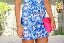 Summer style / My favourite season and favourite fashion