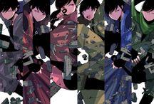 大好きなアニメ / 私の大好きなアニメの写真を載せています