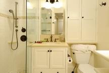 Bathrooms / by Niki Storey