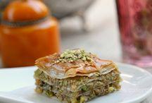 Dulces Arabes Recetas