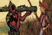 Deadpoolkillustrated:))