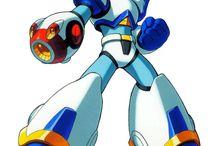 Mega Man Series