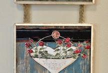 Hangers Decorations / Zawieszki na ścianę