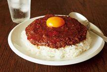 Curry and rice カレーライス