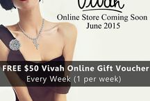 #VivahGiveaways / Contests and Giveaways by Vivah Jewellery