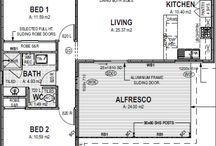 House plans 70 sq m