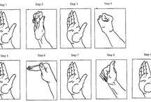 Triger Finger Points