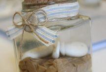 Wedding - Baptism Favors / Μπομπονιέρες Γάμου - Βάπτισης / Ιδιαίτερες Χειροποίητες Μπομπονιέρες!!!  Exceptional Handmade Favors!!!